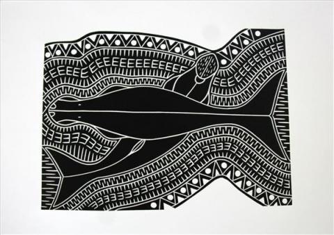 aiona tala gaidan badu art centre dugong mating