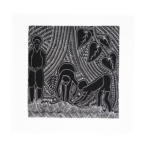 Matilda Nona, Garden, Torres Strait, Family