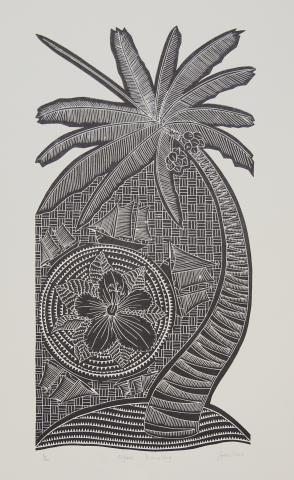 Badu Island, Joseph, Torres Strait, Indigenous Art, Australia