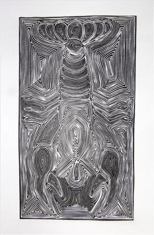 Joseph Au Badu Art Centre freshwater yabby