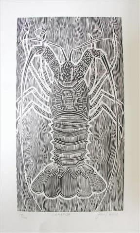 Joseph Au Badu Art Centre kaiyar crayfish