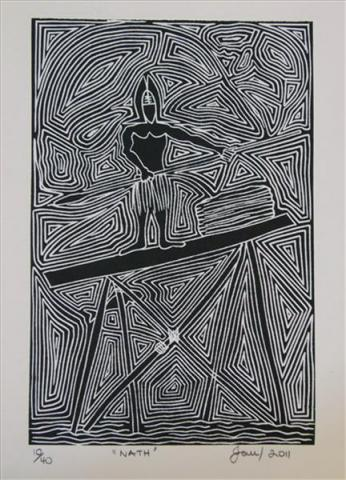 Joseph Au Badu Art Centre nath