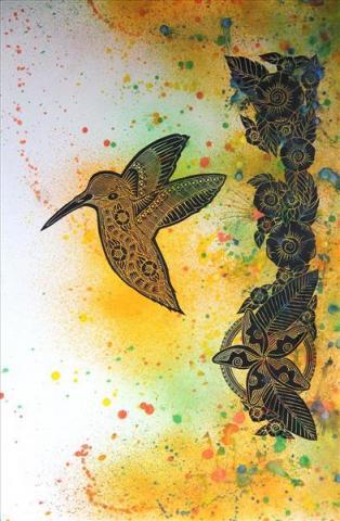 Laurie Nona Badu Art Centre kirisgamul mut sunbird