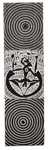weldon matasia badu art centre kaitherr gub & baywaw markay artwork
