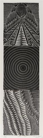 Laurie Nona Badu Art Centre kaitherr gub & kukiw nuki urr artwork