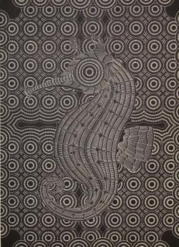 Seahorse - Meaning & Symbolism | Badu Art Centre