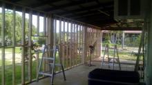 Brad Cooper Constructions, TSRA, Badu Art Centre,